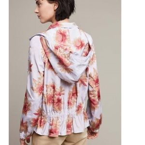 Anthropologie Hei Hei Alden Rain Coat Sz S